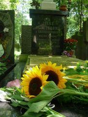 Irena's gravesite