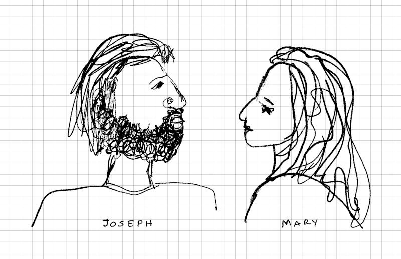 Joseph and Mary: A Poem