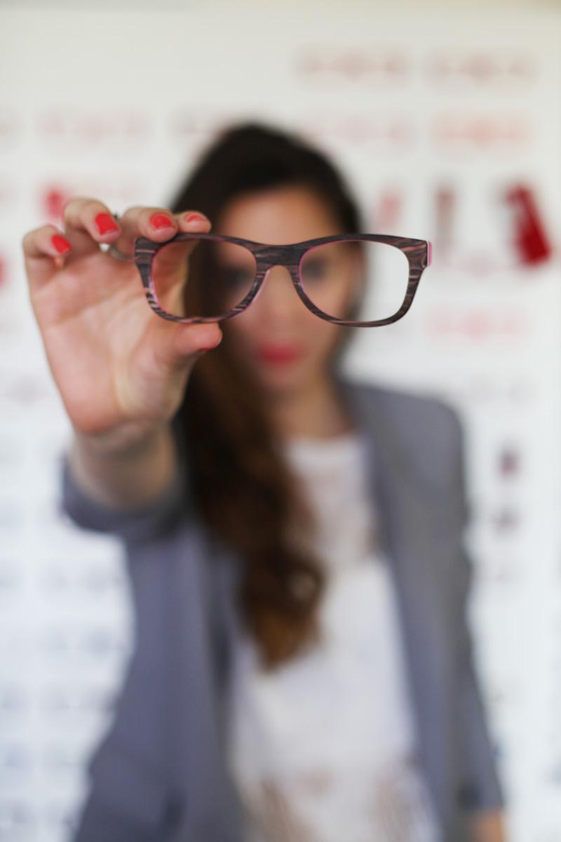 NAU occhiali una giornata in azienda insieme a Monica