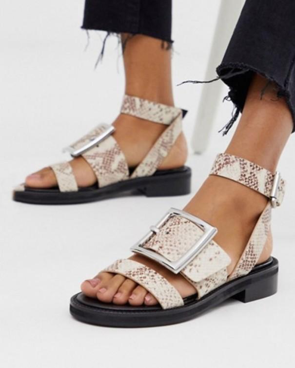 sandali-flat-pitonati