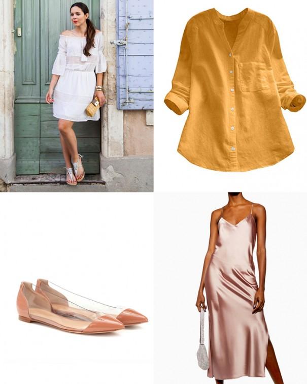 Come vestirsi in estate in città Idee fresche fashion!