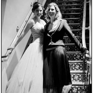Nederlandse zangeres Irene de Raadt, Hotel Huis ter Duin, Showorkest de Heverband, huwelijk, trrouwen, gala, concert