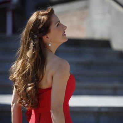 Zangeres / sopraan Irene de Raadt: zang bij huwelijk / bruiloft, diner, evenement, met piano