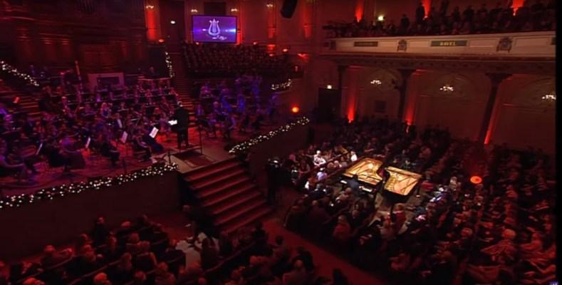 """Auditietijd conservatoria en Wibi en Dywel in """"Het Orkest van Nederland – Op Weg naar het Concertgebouw"""""""