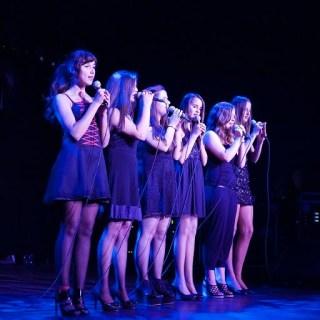Young Voices Zangacademie, zangschool in Amstelveen & Amsterdam met zangles voor scholieren favicon