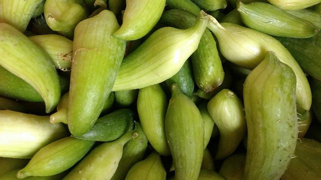 Soepie van olijfkomkommer