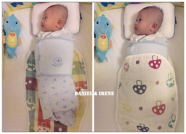 訓練睡過夜   嬰兒綁手 ~ 滿月後戒夜奶 幫助寶寶一夜好眠