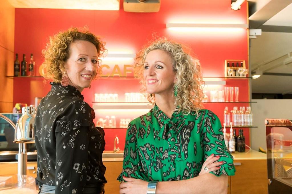 Karaktercoaching Show some character Nynke Politiek en Irene van Gameren