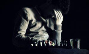 Vanuit schaakmat via de cirkel van inzicht naar nieuwe mogelijkheden