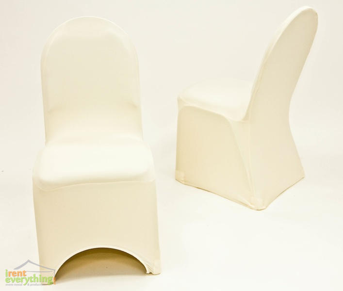 ivory chair covers spandex jasper company cover banquet irent everything orlando
