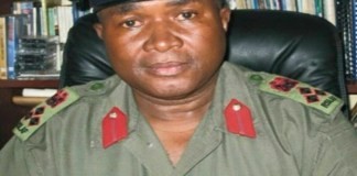 Rtd. Major General Nelson Williams
