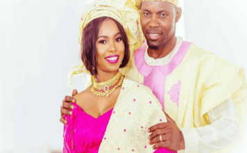 EXCLUSIVE CELEBRITY INTERVIEW - DADDYSAJ AND MARIAMA'S WEDDING