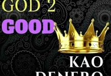 Black Leo Entertainment Presents Kao Denero - God 2 Good