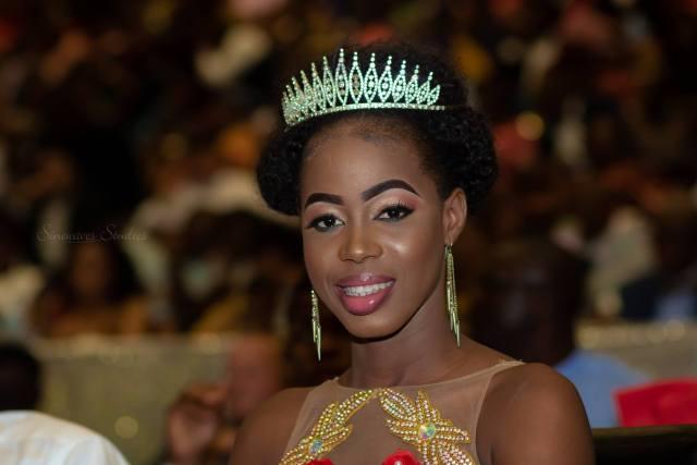 Farewell message from former Miss Sierra Leone 2016, Aminata Adialin Bangura