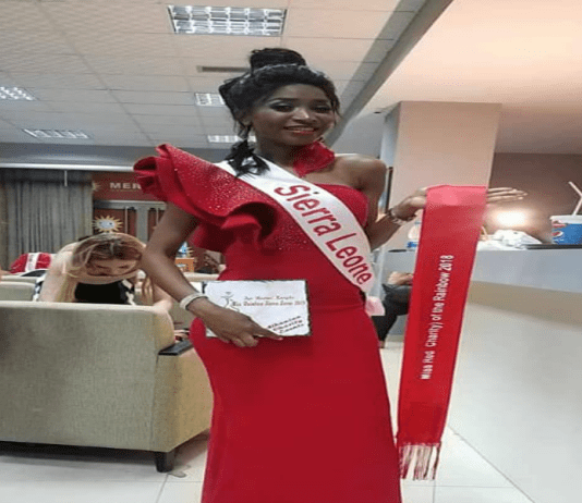 Naomi miss rainbow 2018 competition