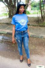 i rep salone colored t shirt