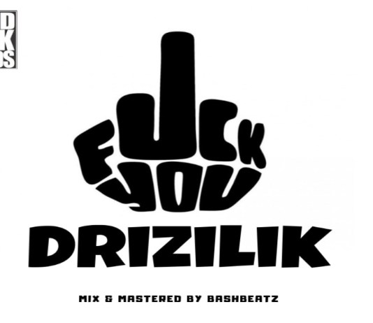 Drizilik - Fvck you ( _lyrics_)