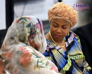 H. E. FATIMA MAADA BIO, ATTENDS FIRST LADIES SUMMIT IN DUBAI