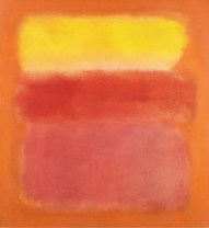 Mark Rothko (American, born Russia—now Latvia; 1903-1970): Untitled, 1950. Oil on canvas. © Kate Rothko Prizel & Christopher Rothko.