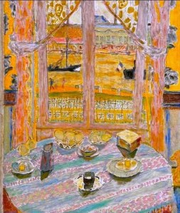Pierre Bonnard (French, 1867-1947): Normandie. Oil on canvas. © Artists Rights Society (ARS), New York/ADAGP, Paris. © This artwork may be protected by copyright. It is posted on the site in accordance with fair use principles.