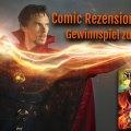 Doctor Strange Rezension und Gewinnspiel