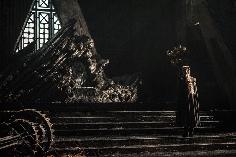 Game of Thrones Drachenstein Daenerys Targaryen