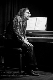Manfred Maurenbrecher | Magdeburger Songtage | Feuerwache