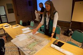 Prof. Dr. Renate Girmes stellt ihr Projekt vor