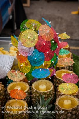Summer feeling pur | tropischer Cocktail