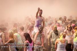 Holi Fest der Farben | Magdeburg August 2014