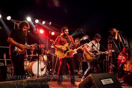 East Cameron Folkcore auf dem  Obstwiesenfestival in Dornstadt / Ulm