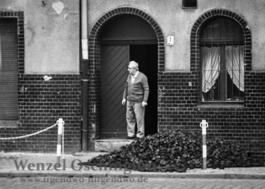 Kohlen sind gekommen |  Alte Neustadt  |  Magdeburg 1989