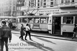 Hasselbachplatz  |  Magdeburg 1989