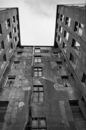 Hinterhaus | Magdeburg 1989