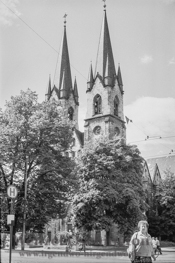 Ambrosiuskirche |  Magdeburg 1989
