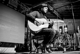 Singer-Songwriter Brandon Miller |  Olo Bianco