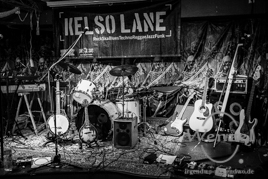 "Kelso Lane  ""Meer oder Weniger"" –  Record Release Party im  Lion City Pub"