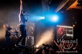 live on stage –  MADSEN (Reeperbahnfestival 2014)