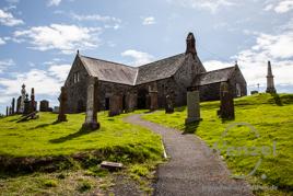 The Old Parish Church of Kirkmaiden, Halbinsel  Rhinns of Galloway