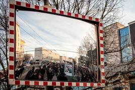 Nie wieder Faschismus & Krieg - Antifa-Demonstration - Magdeburg Innenstadt