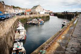 Pittenween - Fischerhafen - Halbinsel Fife - Schottland