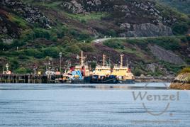 Port of  Kyleakin /  Isle of Skye