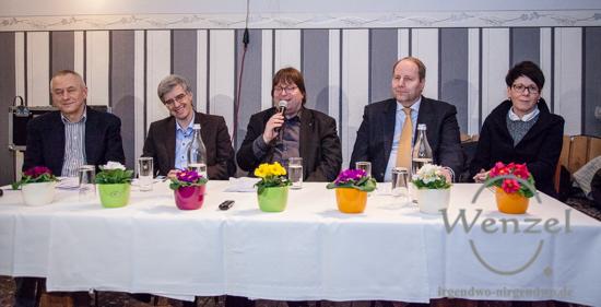 Oberbürgermeisterswahl – Podiumsdiskussion - Birkenweiler