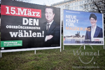 OB-Wahl Magdeburg 2015 - Lutz Trümper SPD // Edwina Koch-Kupfer CDU