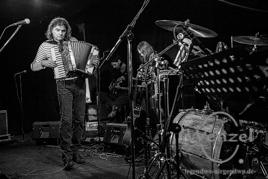 Wenzel & Band – VIVA LA POESÍA –  Feuerwache Magdeburg