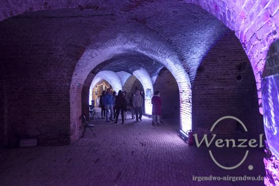 Festungsanlage Ravelin 2 –   Kehlkasematte