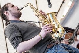 Lari und die Pausenmusik  -  Konzert beim Karneval der Kulturen 2015