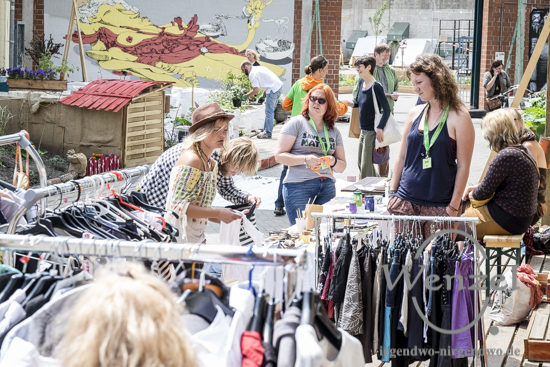 Nachhaltigkeit: Klamottenkarussell