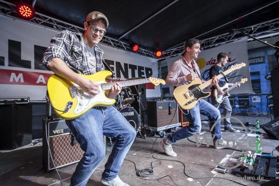 Meilenläufer -  Fête de la musique Magdeburg