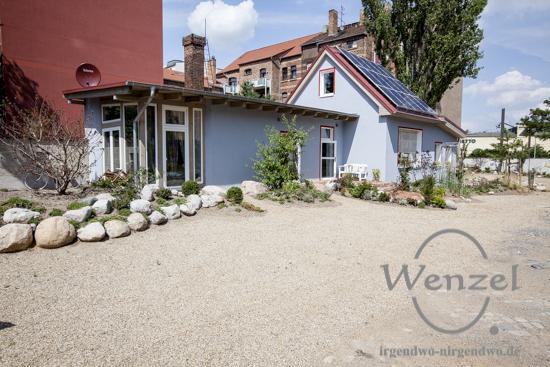 In der Schönebecker Straße 51 soll ein Ort zum Wohnen und Lernen entstehen